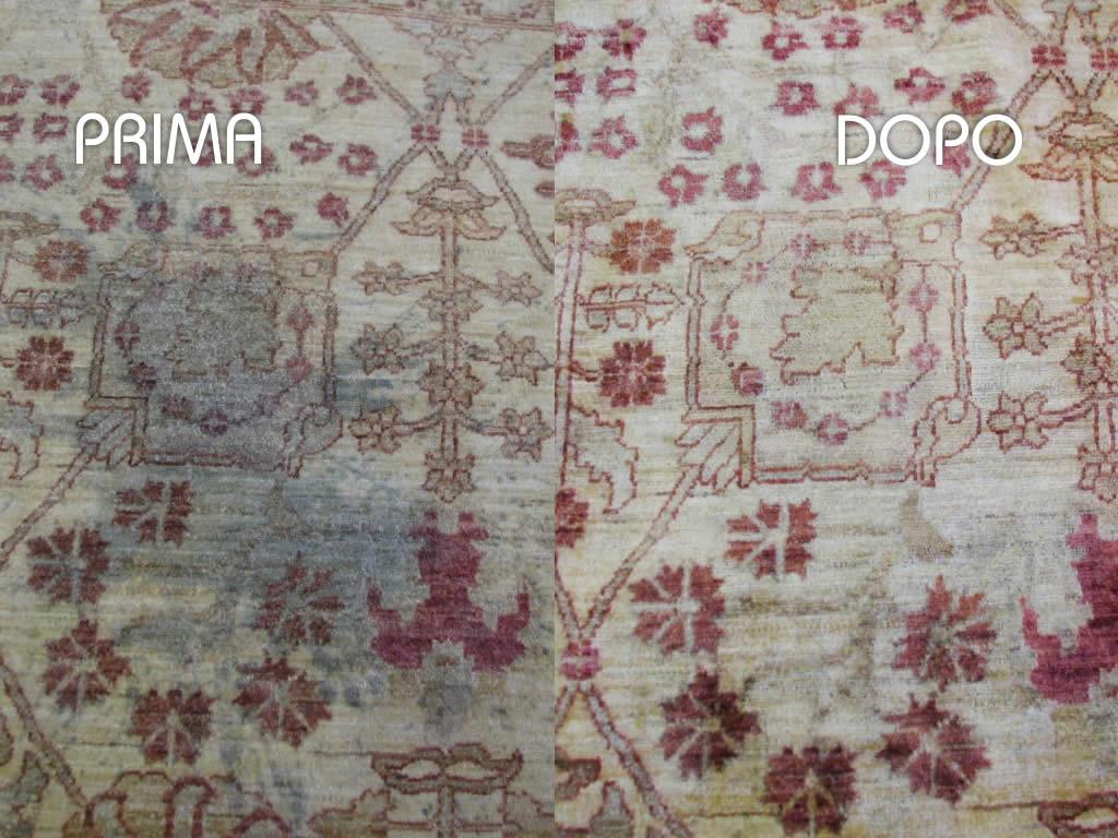 A v tappeti lavaggio e restauro professionale di tappeti - Tappeti orientali ...